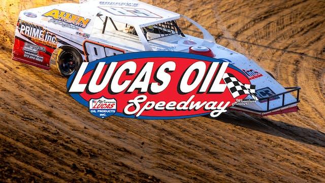USRA Modified A-Main Lucas Oil Speedw...