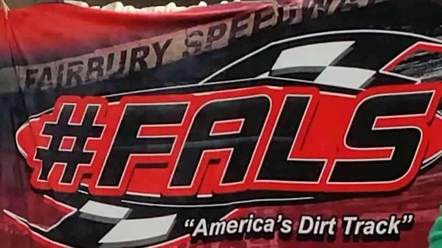 UMP Modified A Main Fairbury 5/18/19