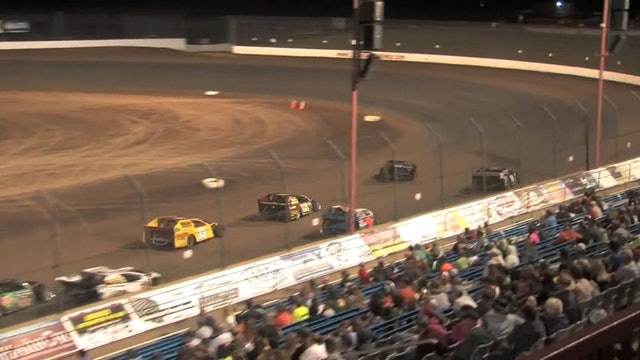 USRA Modified Feature Lucas Oil Speedway 7-3-14
