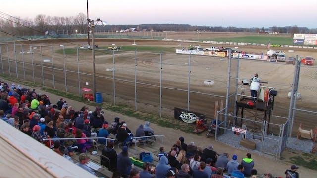 Renegades Heats Wayne County Speedway...