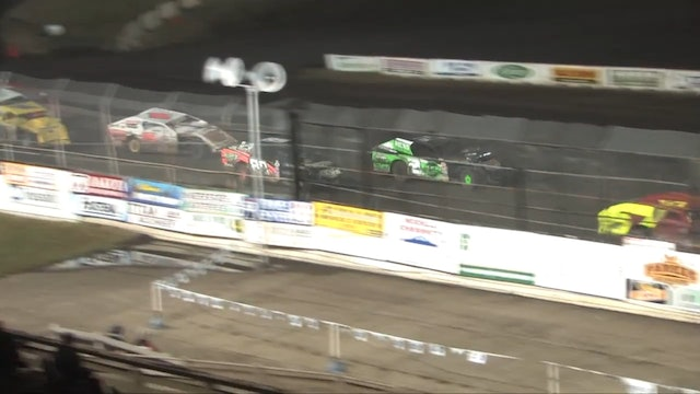 WISSOTA 100 Midwest Modified A Main 9/18/15