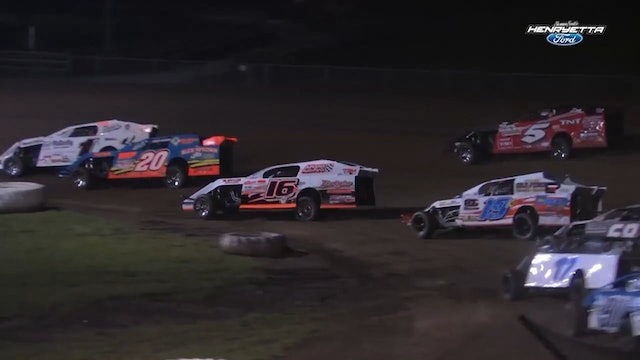 USRA Modified A-Main Central Missouri Speedway 09/06/14
