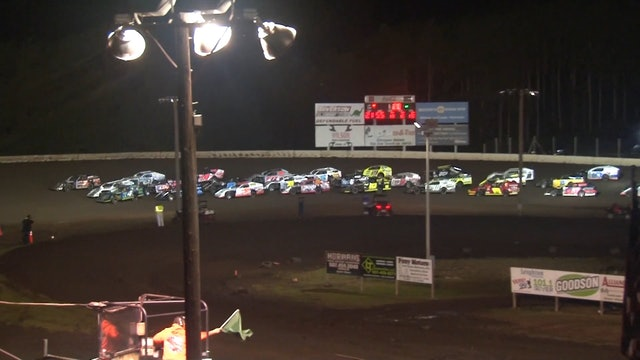 B-Mod A-Main Mod Nationals Mississippi Thunder Speedway 9/12/20