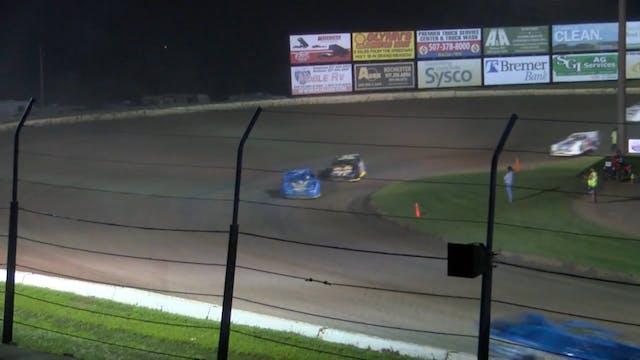 MLRA A-Main Deer Creek Speedway 8/10/16