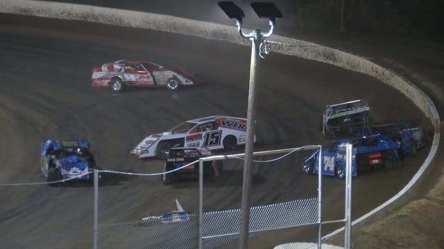 Modified A-Main Thunderbird Speedway ...
