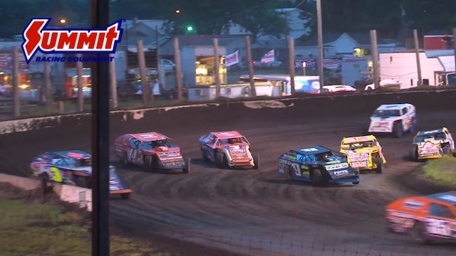 UMP Modified Nationals A-Main Lincoln Speedway 07/06/15