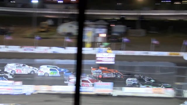Wissota 100 Modified A-Main 9/16/17