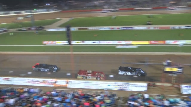 Diamond Nationals A-Main Lucas Oil Speedway 7/16/16