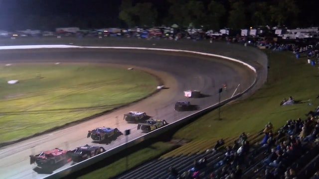 Wissota 100 Late Model Qualifier 2 I-94 Speedway 9/13/19