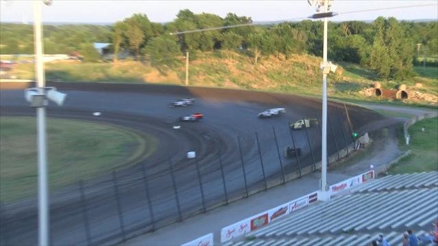 USRA Modified Heats Salina Highbanks Speedway 7/20/19