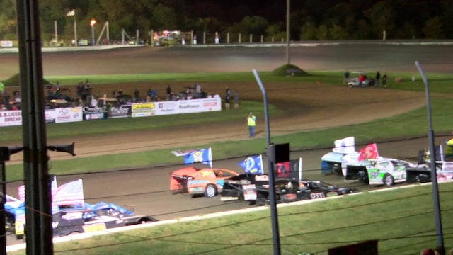 USMTS A-Main Fall Jamboree Deer Creek Speedway 9/21/19