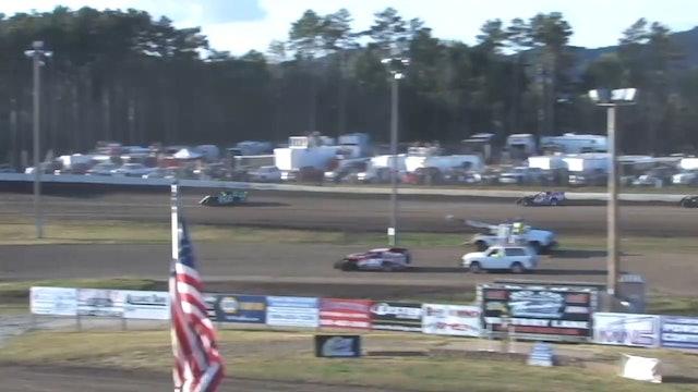 USRA B-Mod Nationals B-Mains Mississippi Thunder Speedway 9/12/15