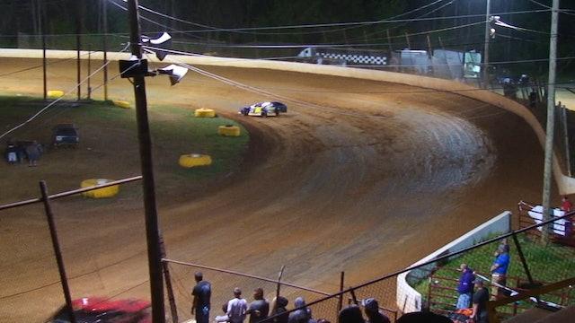 Modified A Main Ponderosa Speedway 4/29/16