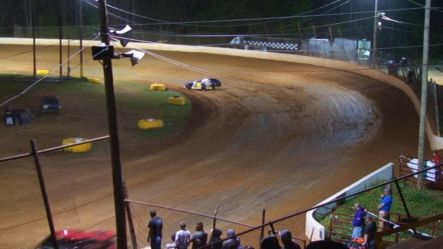 Modified A Main Ponderosa Speedway 4/...