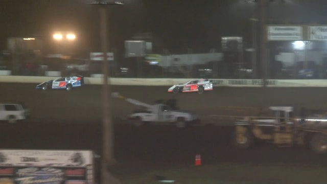 Modified A-Main Mod Nationals Mississippi Thunder Speedway 9/10/20