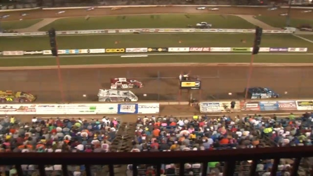 Show Me 100 A-Main Highlights Lucas Oil Speedway 07/12/15