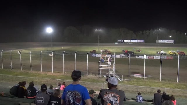 US36 Raceway Modified A-Main 5/11/18