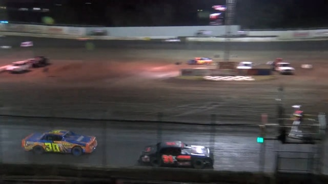 Factory Stock A-Main Kennedale 11/3/18