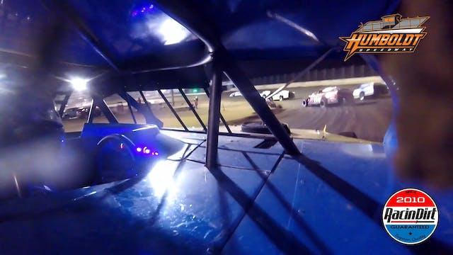 Jason Hughes In Car USRA Modified Hum...