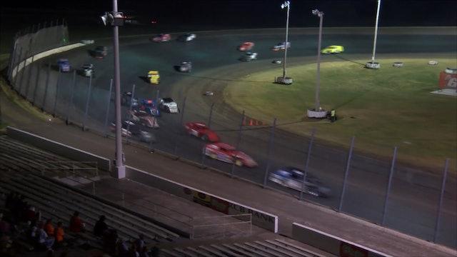 B-Mod A-main At Salina Highbanks Speedway 9-15-18