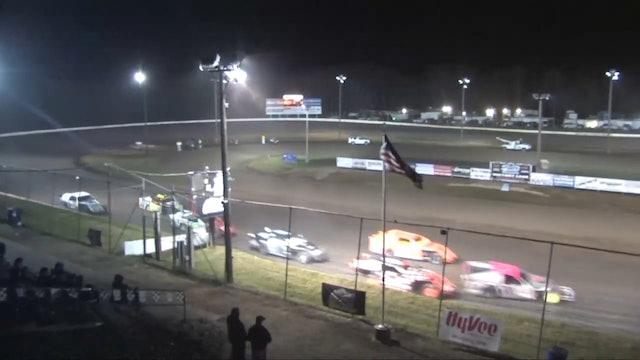 USRA B-Mod Nationals A-Main Mississippi Thunder Speedway 9/11/15