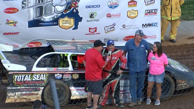 Midwest Sheet Metal Show Me Challenge Lucas Oil Speedway 5/28/17