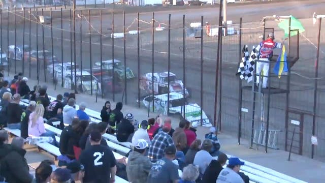 USMTS Heats I-35 Speedway 03/22/15