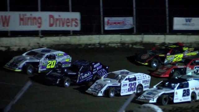 Battle at the Bullring B-Mod A-Main 3...