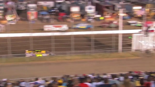 Will Vaught Silver Dollar Heat Race 07/20/12