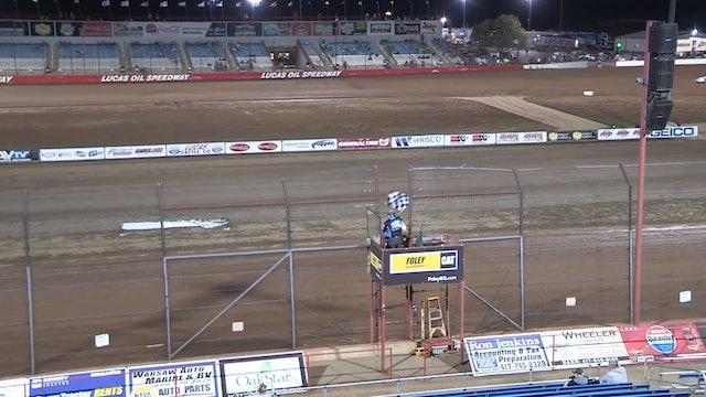 USRA B-Mod Heats Round 1 Lucas Oil Speedway 10/9/20