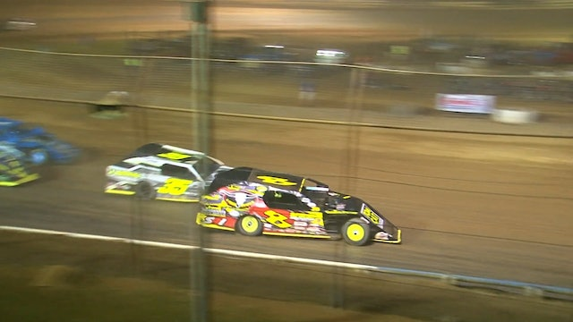 Let it Ride 55 Tyler County Speedway A Main 6/29/18