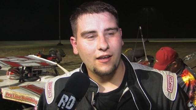 USMTS Post Race Interviews LA Raceway...
