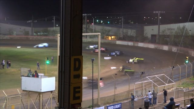 USMTS A-Main at Kansas State Fairgrou...