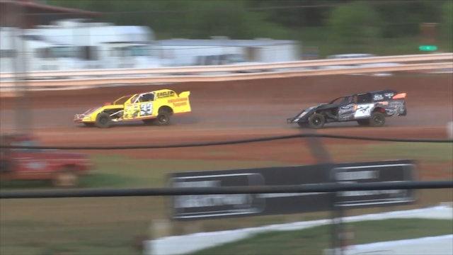 USRA Modified Heats Red Dirt Raceway 7/19/19