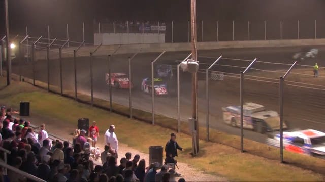 USMTS Humboldt Speedway Highlights 08...