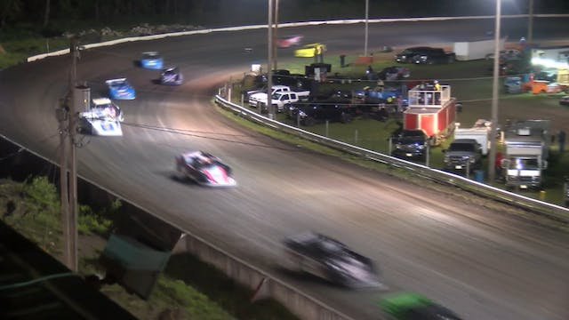 Late Model A-Main Hamilton County Spe...