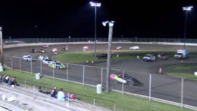 B-Mod A-Main Tri City Speedway 8/30/18