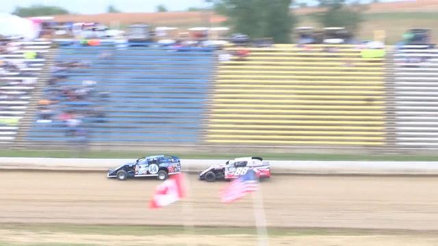 Wissota 100 Midwest Mod Heats I-94 Speedway 9/14/18