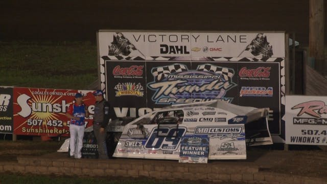 USRA Modified A-Main Mississippi Thun...