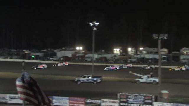 USRA B-Mod Nationals A-Main Mississippi Thunder Speedway 9/10/15