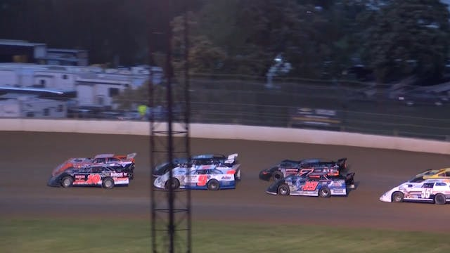 Wissota 100 Late Model Heats I-94 Spe...