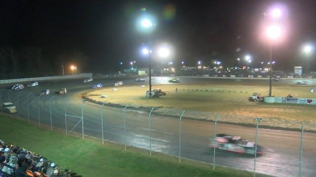 USMTS A Main Ark-La-Tex Speedway 3/4/17