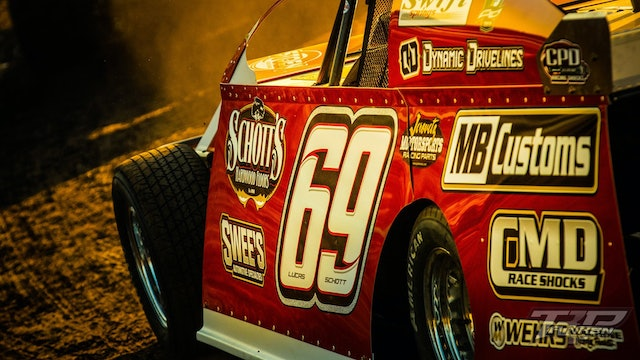 LIVE USMTS 9th Annual Sunflower State Showdown - 81 Speedway 4/16/20