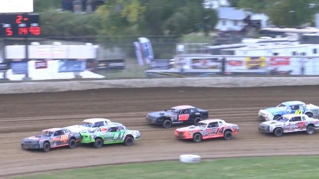 Wissota 100 Street Stock Heats I-94 Speedway 9/14/18