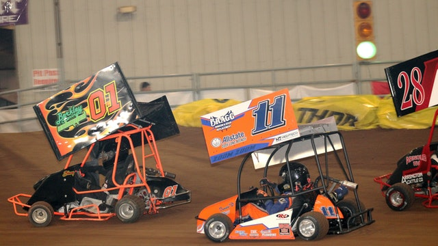 Stream Archive Karts Turkey Shootout Heart of Oklahoma Speedway 11/28/20