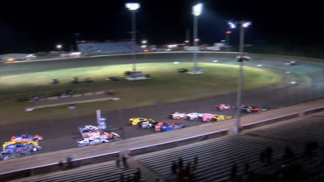 USRA Modified 30 Shot A-Main Salina H...