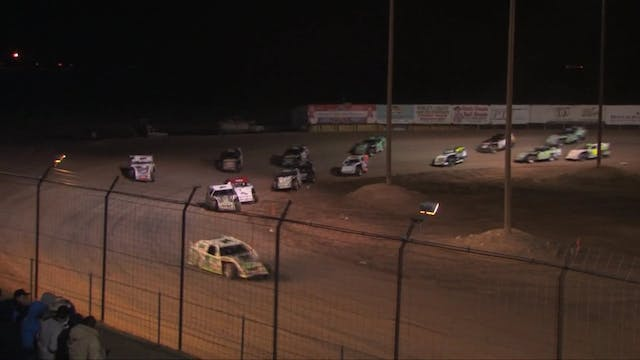 USMTS SNM Speedway A Main 2/28/14