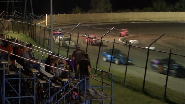 Modified Heats Creek County Speedway 10/10/20