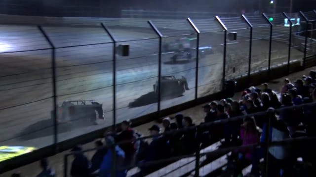 USMTS A-Main Atchision County Raceway...