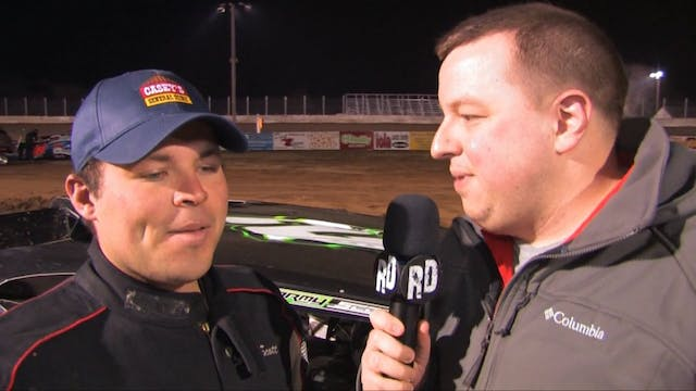 USMTS Post Race Interviews 3/8/13